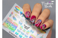 Слайдер-дизайн Fashion Nails Galaxy 002