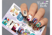 Слайдер-дизайн Fashion Nails Stretch 077