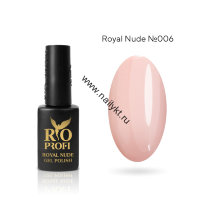 Гель-лак Nude Royal №06 Елена 7 мл Rio Profi