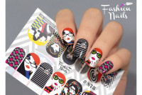 Слайдер-дизайн Fashion Nails Stretch 078