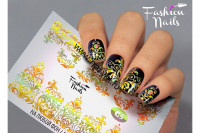 Слайдер-дизайн Fashion Nails Galaxy 005