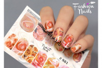Слайдер-дизайн Fashion Nails Stretch 081