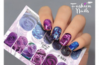Слайдер-дизайн Fashion Nails Stretch 082