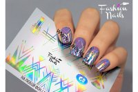 Слайдер-дизайн Fashion Nails Galaxy 008
