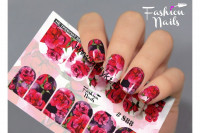 Слайдер-дизайн Fashion Nails Stretch 088