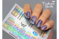 Слайдер-дизайн Fashion Nails Galaxy 011