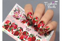 Слайдер-дизайн Fashion Nails Stretch 090