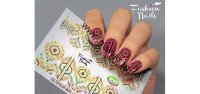 Слайдер-дизайн Fashion Nails Galaxy 012