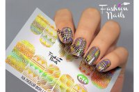 Слайдер-дизайн Fashion Nails Galaxy 014