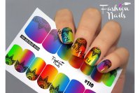 Слайдер-дизайн Fashion Nails 110