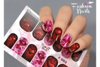 Слайдер-дизайн Fashion Nails Stretch 093