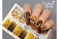 Слайдер-дизайн Fashion Nails Stretch 095