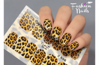 Слайдер-дизайн Fashion Nails Stretch 098