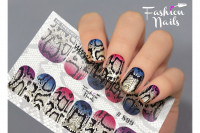 Слайдер-дизайн Fashion Nails Stretch 099