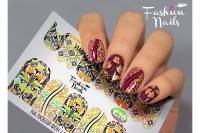 Слайдер-дизайн Fashion Nails Galaxy 020