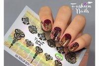 Слайдер-дизайн Fashion Nails Galaxy 022