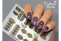 Слайдер-дизайн Fashion Nails Galaxy 024