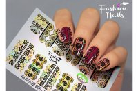 Слайдер-дизайн Fashion Nails Galaxy 026