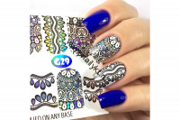 Слайдер-дизайн Fashion Nails Galaxy 029