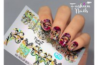 Слайдер-дизайн Fashion Nails Galaxy 030