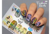 Слайдер-дизайн Fashion Nails Galaxy 031
