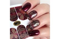 Слайдер-дизайн Fashion Nails Metallic 011