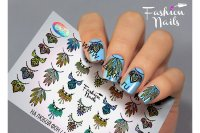 Слайдер-дизайн Fashion Nails Galaxy 035