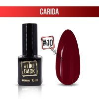 Гель-лак Like Back Carida от Rio Profi №10 10мл