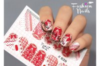 Слайдер-дизайн Fashion Nails Stretch 020