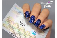 Слайдер-дизайн Fashion Nails Galaxy 038