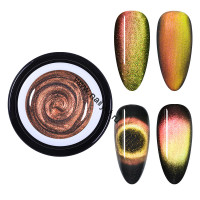 Гель-лак CE-05 9D Cat Eye Series магнитный 5мл Born Pretty
