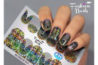 Слайдер-дизайн Fashion Nails Galaxy 039