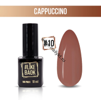 Гель-лак Like Back Cappuccino от Rio Profi №10 10мл