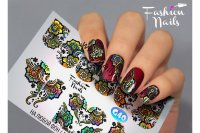 Слайдер-дизайн Fashion Nails Galaxy 040