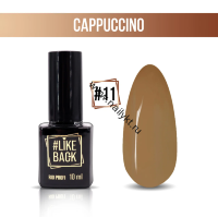 Гель-лак Like Back Cappuccino от Rio Profi №11 10мл