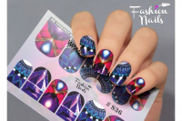 Слайдер-дизайн Fashion Nails Stretch 036