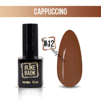 Гель-лак Like Back Cappuccino от Rio Profi №12 10мл