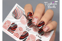 Слайдер-дизайн Fashion Nails Stretch 046
