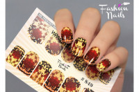 Слайдер-дизайн Fashion Nails Stretch 049