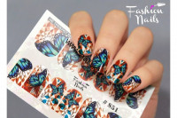 Слайдер-дизайн Fashion Nails Stretch 051