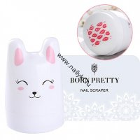 (38187) Набор штамп Head Cute Rabbit Stamper Born Pretty