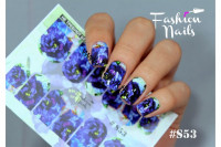 Слайдер-дизайн Fashion Nails Stretch 053
