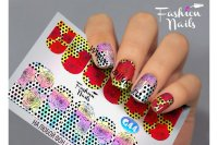 Слайдер-дизайн Fashion Nails Galaxy 044