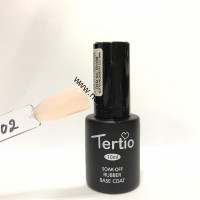 Tertio Cover Pink Rubber base 10ml №02