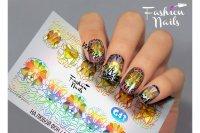 Слайдер-дизайн Fashion Nails Galaxy 043