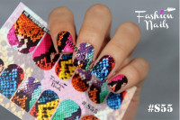 Слайдер-дизайн Fashion Nails Stretch 055