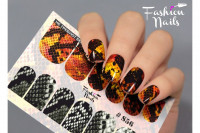 Слайдер-дизайн Fashion Nails Stretch 056