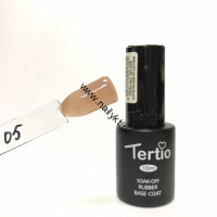 Tertio Cover Pink Rubber base 10ml №05