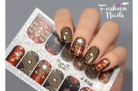 Слайдер-дизайн Fashion Nails Stretch 058