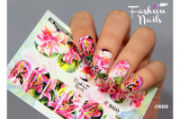 Слайдер-дизайн Fashion Nails Stretch 060